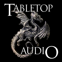 The logo of Tabletop Audio